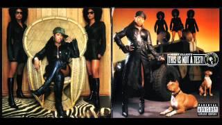 2.Missy Elliott-Bomb intro / Pass that dutch