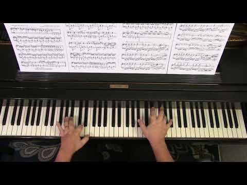 HUMORESQUE: Concert Arrangement for Piano | DVORAK-HALL