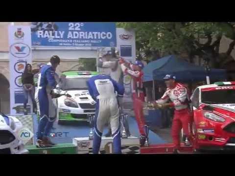CIR 2015 - ŠKODA Italia Motorsport Scandola D'Amore 22° Rally Adriatico - Sintesi