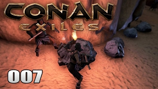 CONAN EXILES [007] [Eisen und Kohle] [Multiplayer] [Deutsch German] thumbnail