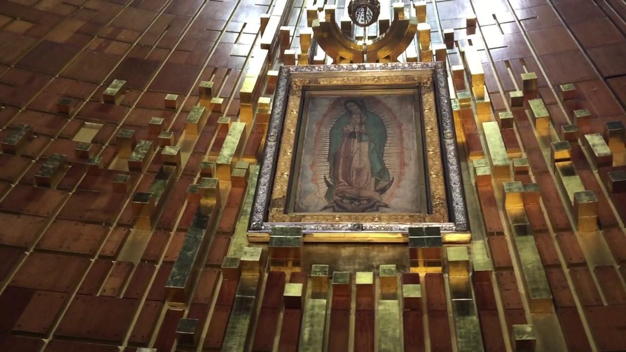 Resultado de imagem para basílica de nossa senhora de guadalupe no méxico