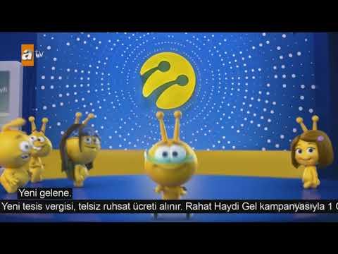 ATV Yeni Reklam Jeneriği Turkcell 324