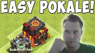 EASY POKALE! || CLASH OF CLANS || Let