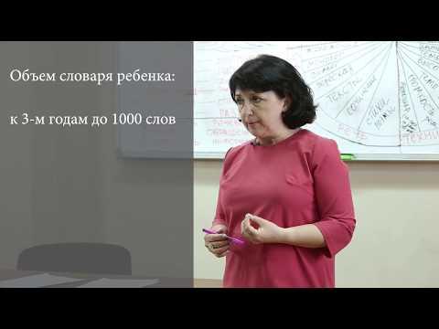 Системно-векторная психология в практике логопеда. Семинар 21 июня 2019, часть 1.