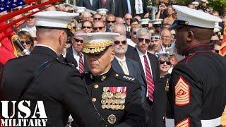 アメリカ海兵隊・総司令官交代式 - Change of Marine Corps Commandant Ceremony