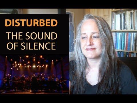 Voice Teacher Reaction to Disturbed - The Sound of Silence | David Draimen