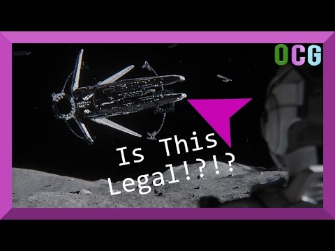Is the Andromeda Initiative Legal? | Mass Effect: Andromeda