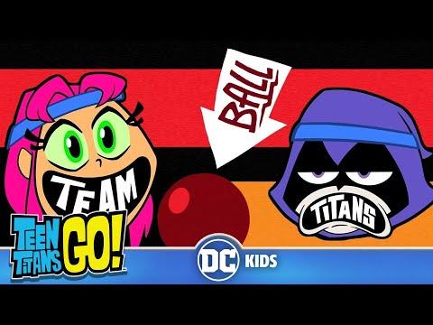 Teen Titans Go! | Team Titans | DC Kids