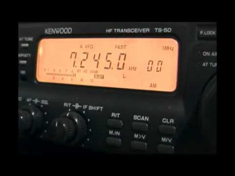 Radio Mauritanie (Nouakchott, Mauritania) - 7245 kHz