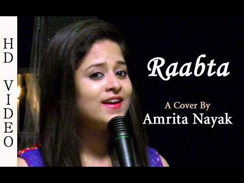 Raabta Title Song | Female Cover By Amrita Nayak | Agent Vinod | Deepika Padukone | Sushant Singh