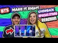 BTS - Make It Right Comeback Special Stage | M COUNTDOWN 190418 EP.615 Reaction