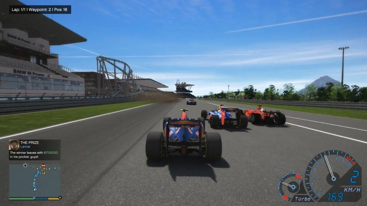 GTA 5 - Nurburgring-Nordschleife Circuit