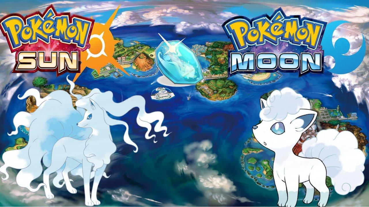pokemon sun how to get ice stone