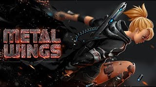 Metal Wings: Elite Force Gameplay | Android 1080 HD