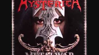 Hysterica - Heavy Metal Man