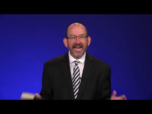 Hebreos capítulo 3 - Parte 1 - Dr. Baruch Korman