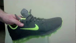 Nike Air Max 2011 Review Leather Men's running shoes