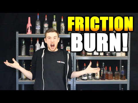 EMBARRASSING SEX STORIES - FRICTION BURN