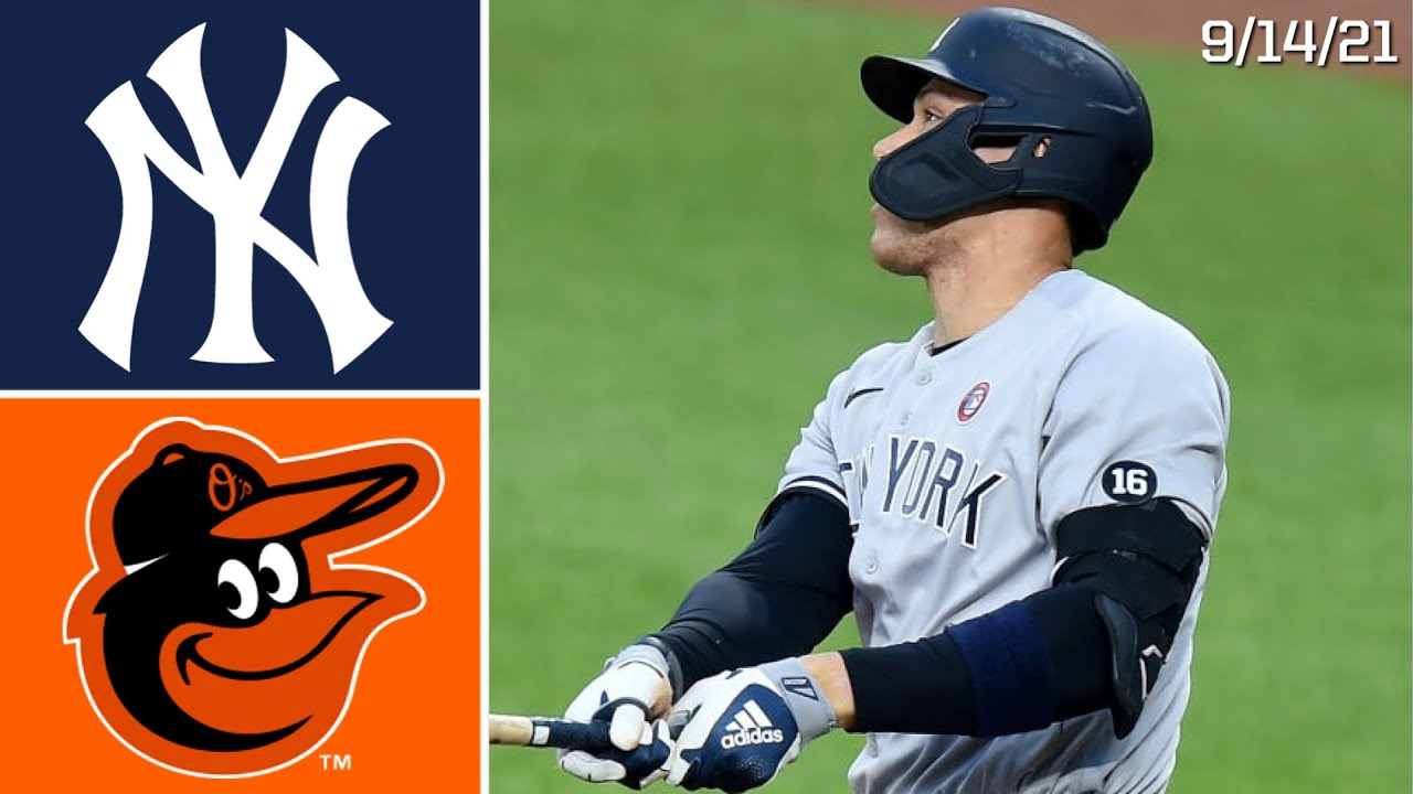 Download New York Yankees @ Baltimore Orioles | Game Highlights | 9/14/21
