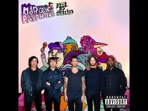 Maroon 5 - Payphone [ Radio Edit ]