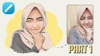 Gambar cover TUTORIAL VECTOR INFINITE DESIGN ANDROID | PART 1