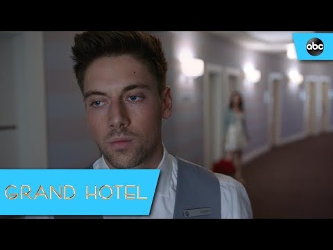 Danny Delivers Alicia's Flowers - Grand Hotel