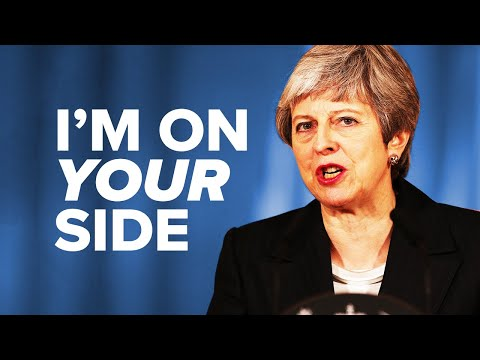 """""""You, the public, have had enough."""" Theresa May's Brexit speech tells MPs to decide"""