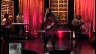 Jordin Sparks - Tattoo (Live)