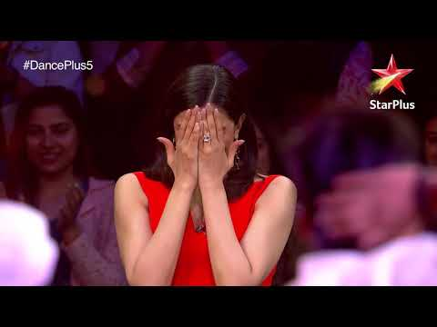 Dance+ 5 | Deepika Padukone's Priceless Reaction