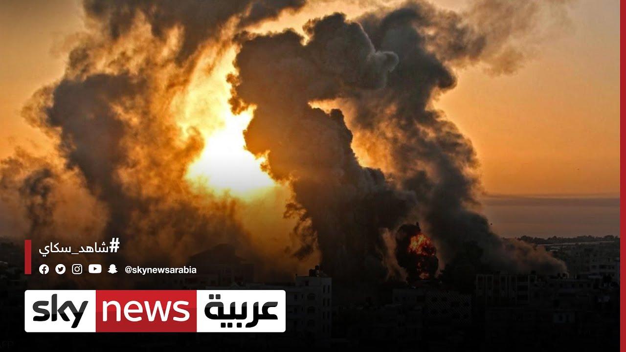 إسرائيل تدمر برج -الجلاء- في غزة  - نشر قبل 3 ساعة