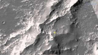 Planeta Mars - Ko je gradio na Marsu ?  (1.deo )