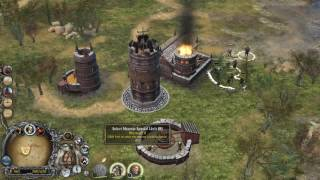 Edain Mod 4.4.1 (Angmar vs Dwarves) #1