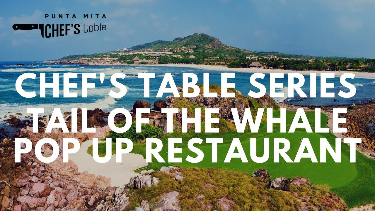 Chef S Table Series Presents Pop Up Restaurant On The Famed Tail Of Whale