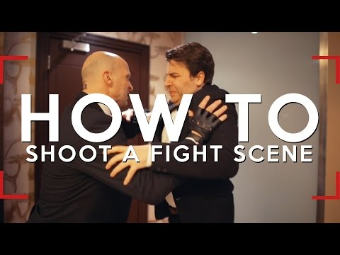 Matthew Vaughn - How to shoot a fight scene // MASHING MEDIA
