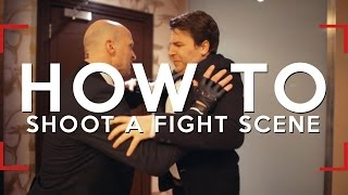 Matthew Vaughn - How To Shoot A Fight Scene // MASHING MEDIA
