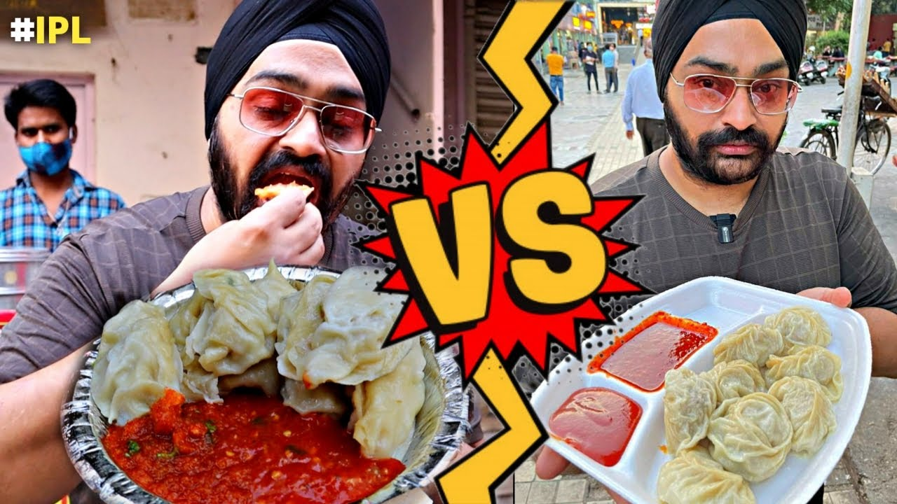 Download Who is the BEST? Top 2 Momos wale in New Delhi