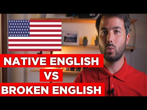 ✈️IMPROVE YOUR ENGLISH TO NATIVE ENGLISH | Why is GOOD ENGLISH important?