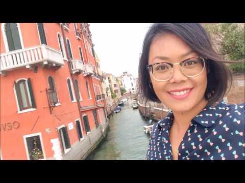 Amsterdam, Cinque Terre, Florence, Venice & Copenhagen (2017)