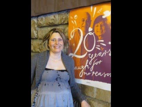 Yoga du Rire: Fanny Gervais