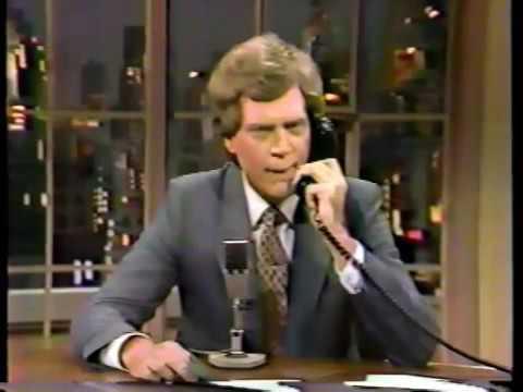 11 03 1982 Letterman Teri Garr
