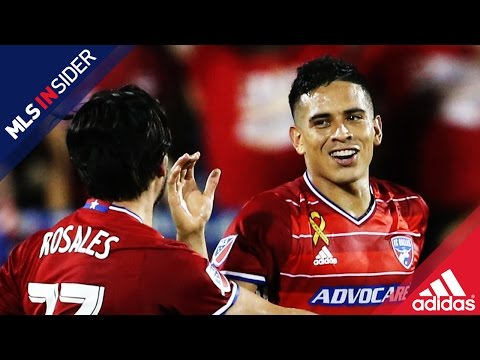 Victor Ulloa capitalizes on 2nd chance with Dallas | MLS Insider