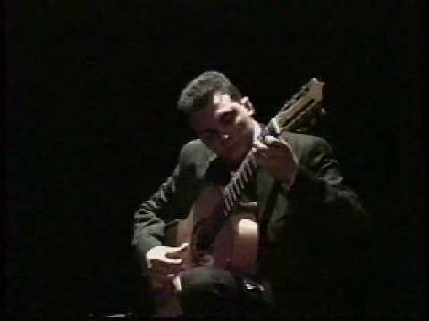 Flavio Sala in SF - #2 of 4 - Music by Manuel Ponce