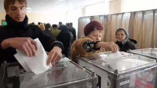 Move closer to Moscow - elections in Eastern Ukraine | Journal