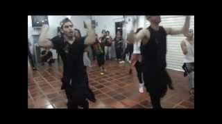 Macklemore & Ryan Lewis - Can't Hold Us ft. Ray Dalton (Academia Evolution Dance)