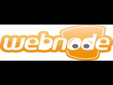 Webnode ingyenes
