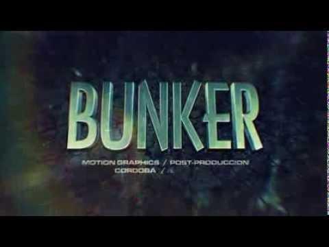 BUNKER Pro Motion Graphics - Córdoba, Argentina