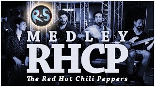 14 RED HOT CHILI PEPPERS SONGS IN 7 MINUTES