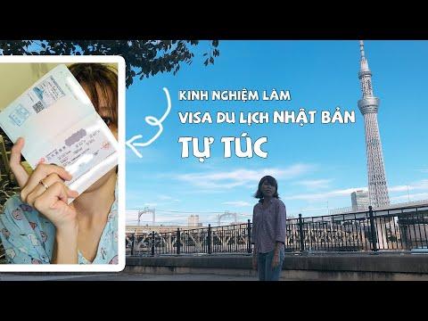 Kinh nghiệm xin VISA đi Nhật Bản du lịch tự túc   ĐỘC THÂN