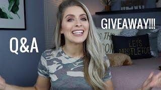 Q&A | Babies, Moving, Sponsorships and More!