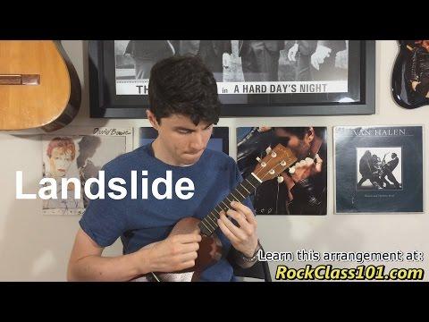 Landslide - Fleetwood Mac: Solo Ukulele